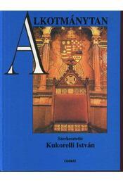 Alkotmánytan - Kukorelli István - Régikönyvek