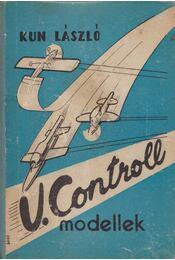 U-Controll modellek - Kun László - Régikönyvek