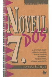 Novell DOS 7. segédkönyv - Kuntner Gábor - Régikönyvek