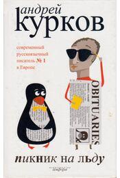 Piknik a jégen (orosz) - Kurkov, Andrej - Régikönyvek
