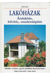 Lakóházak - Kurt Jeni - Régikönyvek