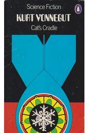 Cat's Cradle - Kurt Vonnegut - Régikönyvek