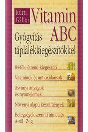 Vitamin ABC - Kürti Gábor - Régikönyvek