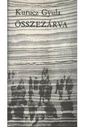 Összezárva - Kurucz Gyula - Régikönyvek