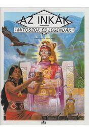 Az inkák - Küss, Daniéle, Torton, Jean - Régikönyvek