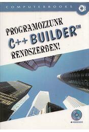 Programozzunk C++ Builder rendszerben! - Kuzmina Jekatyerina, Tamás Péter, Tóth Bertalan - Régikönyvek