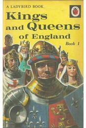 Kings and Queens of England Book 1 - L. Du Garde Peach - Régikönyvek