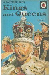 Kings and Queens of England Book 2 - L. Du Garde Peach - Régikönyvek