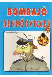 Bombajó rendőrviccek - L.imi - Régikönyvek
