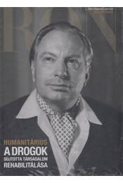 Humanitárius - L. Ron Hubbard - Régikönyvek