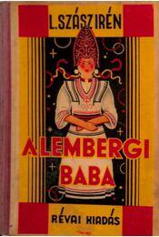 A lembergi baba - L. Szász Irén - Régikönyvek