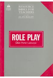 Role Play - LADOUSSE, GILIAN PORTER - Régikönyvek