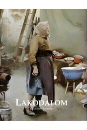 Lakodalom - Kocsis Imre festménye (dedikált) - Régikönyvek