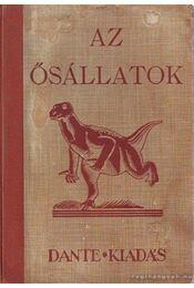 Az ősállatok - Lambrecht Kálmán - Régikönyvek