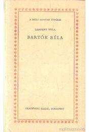Bartók Béla - Lampert Vera - Régikönyvek