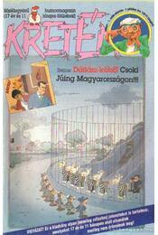 Kretén 1994/1 - Láng István - Régikönyvek
