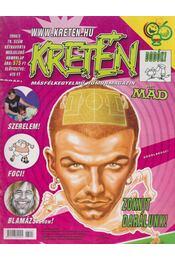 Kretén 2006/3. - Láng István - Régikönyvek
