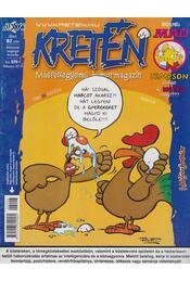 Kretén 2006/6. - Láng István - Régikönyvek
