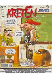 Kretén 2007/1. - Láng István - Régikönyvek