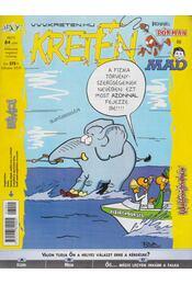 Kretén 2007/2. - Láng István - Régikönyvek