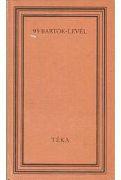 99 Bartók-levél - László Ferenc - Régikönyvek