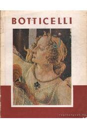 Botticelli - László Gyula - Régikönyvek