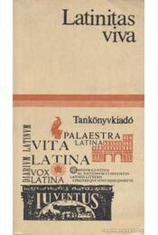 Latinitas viva - Régikönyvek