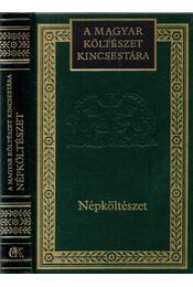 Népköltészet - Lator László - Régikönyvek
