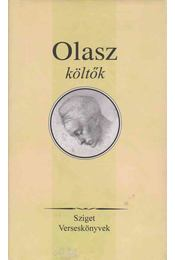 Olasz költők - Lator László - Régikönyvek