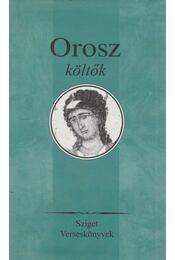 Orosz költők - Lator László - Régikönyvek