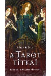 A Tarot titkai - Lázár Zsófia - Régikönyvek