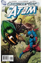 Brightest Day: The Atom Special No. 1. - Lemire, Jeff, Asrar, Mahmud - Régikönyvek