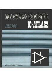 Analóg IC-ATLASZ - Lengyel Géza, Magyari Béla - Régikönyvek