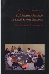 Deliberative Methods in local Society Research - Lengyel György - Régikönyvek