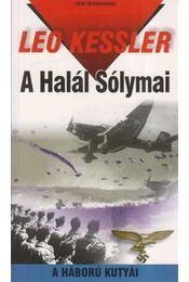A Halál Sólymai - Leo Kessler - Régikönyvek