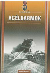 Acélkarmok - Leo Kessler - Régikönyvek