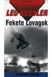 Fekete Lovagok - Leo Kessler - Régikönyvek
