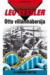 Otto villámháborúja - Leo Kessler - Régikönyvek