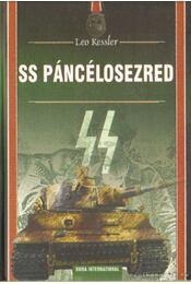 SS páncélosezred - Leo Kessler - Régikönyvek