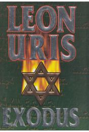 Exodus - Leon Uris - Régikönyvek