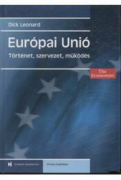 Európai Unió - Leonard, Dick - Régikönyvek