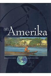 Dél-Amerika - Lerner János - Régikönyvek