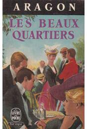 Les Beaux Quartiers - Aragon, Louis - Régikönyvek