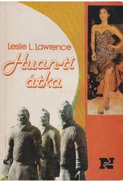 Huan-ti átka - Leslie L. Lawrence - Régikönyvek
