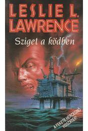 Sziget a ködben - Leslie L. Lawrence - Régikönyvek