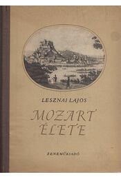 Mozart élete - Lesznai Lajos - Régikönyvek