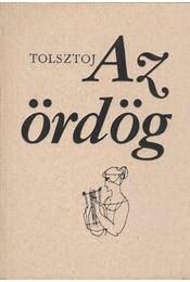 Az ördög - Lev Tolsztoj - Régikönyvek