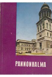 Pannonhalma - Levárdy Ferenc - Régikönyvek