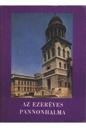 Az ezeréves Pannonhalma - Levárdy Ferenc, Szabó Flóris - Régikönyvek