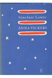 Anna Vickers - Lewis,Sinclair - Régikönyvek